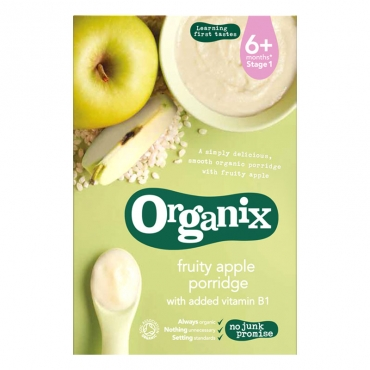 Organix Fruit Apple Porridge