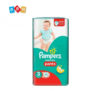 Pampers baby dry pant 3 44Pcs
