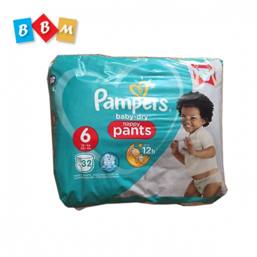 Pampers baby dry pant 6 28Pcs