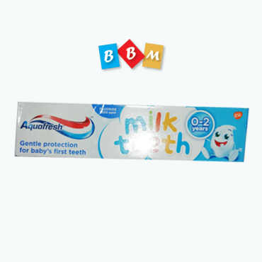 Aquafresh milk  teeth