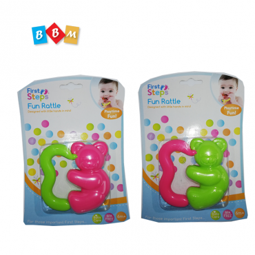 First Steps  Fun Rattle