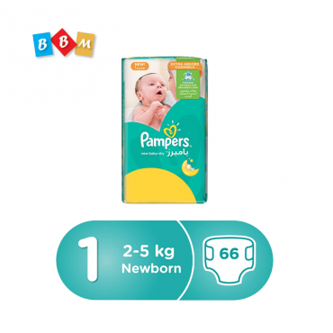Pampers new baby dry belt size 1