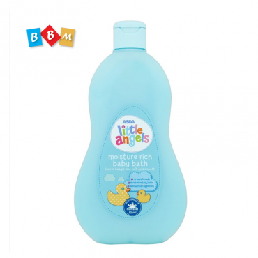 Asda Little Angels Moisture Rich Baby Bath