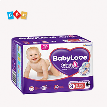 BabyLove Cosifit Nappies Size 3