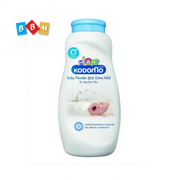 KODOMO  BABY POWDER   Extra Mild for Sensiive Skin
