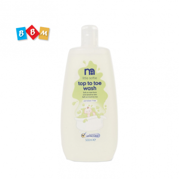 Mothercare Baby Top to Toe Wash 500ml