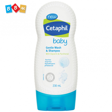 Cetaphil Gentle Wash & Shampoo