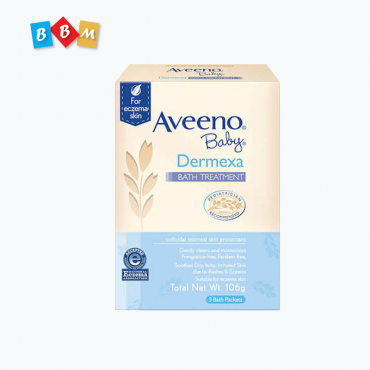 Aveeno Baby Dermexa Bath Treatment