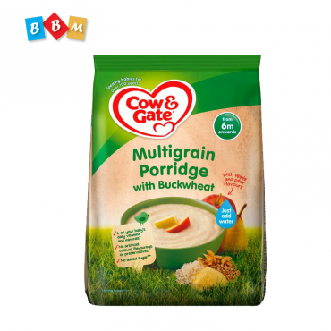 Cow & Gate  Multigrain Porridge with Buckwheat