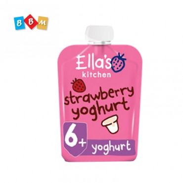 Ella's Kitchen Strawberry Yoghurt