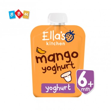 Ella's Kitchen mangoYoghurt
