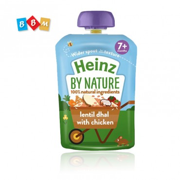Heinz by nature lentil dhal with chicken