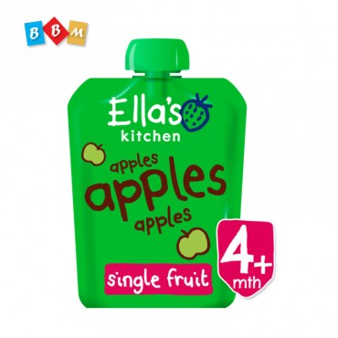 Ella's Kitchen apples