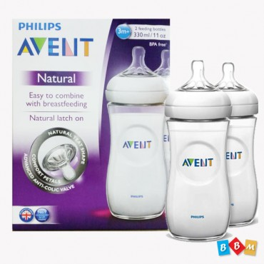 AVENT Natural Feeder 330ml SCF696/23