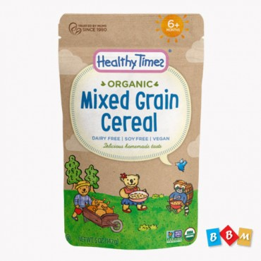 Healthy Times Organic Mixed Grain Cereal
