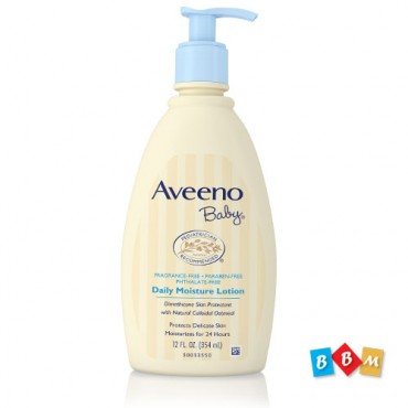 Aveeno Baby Daily Moisture Lotion 354 ml