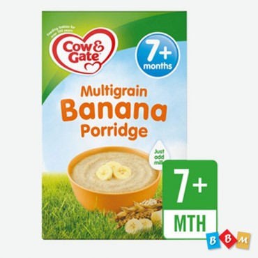 Multigrain Banana Porridge