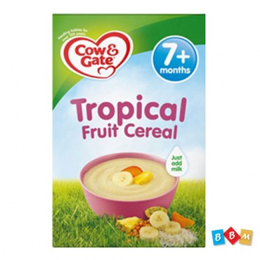 Tropical Fruit Cereal
