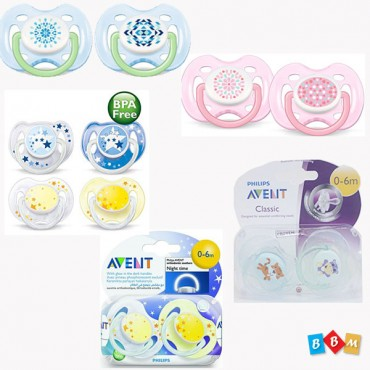 Philips Avent Freeflow pecifier 0-6m