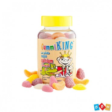Gummi king Calcium+ vitamin D