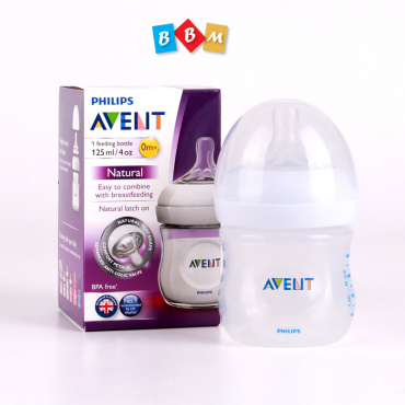 Avent Feeder  125 ml  White SCF690/23