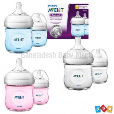 Avent Feeder 125 ml Blue  SCF692/23