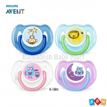 Avent Classic pacifier 6-18m