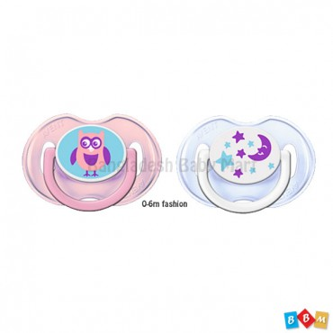 Avent fashion pacifier 0-6m