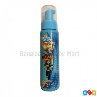 DC Super Hero Girls Foaming Soap