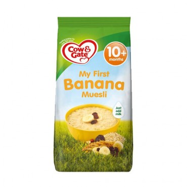 Cow & Gate My First Banana Muesli