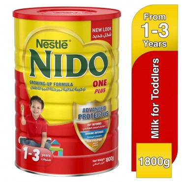 NIDO 1+ 1800g milk powder