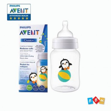 Avent Anti Colic Classic  1 m+  260 ml