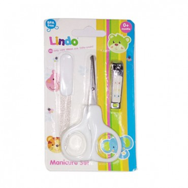 Lindo Nail Cutter set
