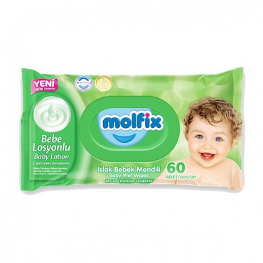 Molfix baby wet Wipes
