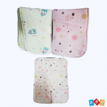 Washable diaper pad