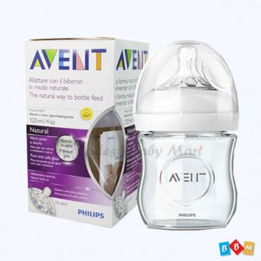 AVENT Natural Feeder 120ml Glass feeder SCF671/13