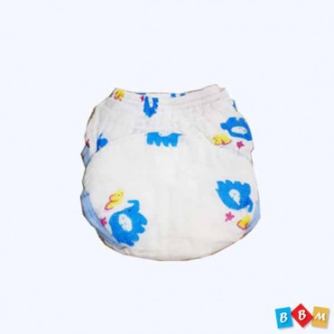 Washable diaper pant system