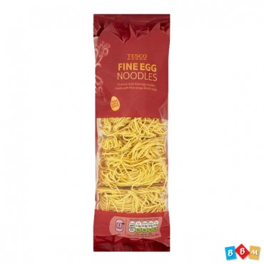 Tesco Fine Egg Noodles 250G