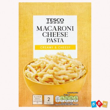 Tesco Macaroni Cheese Pasta And Sauce(Creamy & Cheesy) 120G