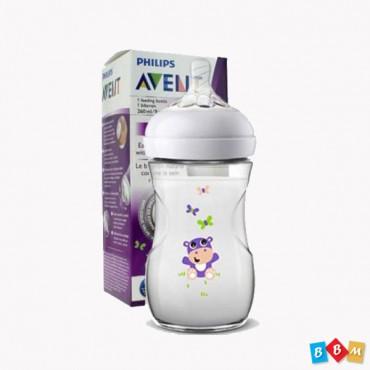 Avent Natural 260ml Printed bottle