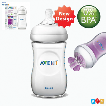 Avent Natural Bottle 260 ml  SCF693/13
