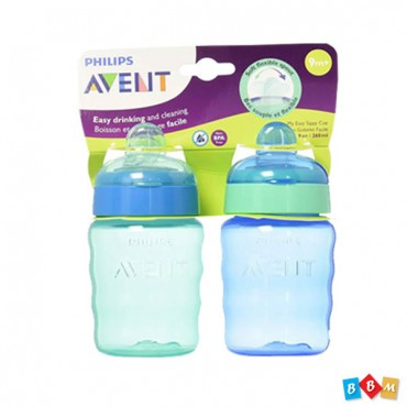 Avent Easy Sippy Cup Blue