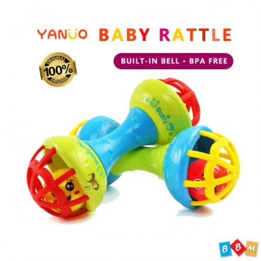 Yanuo Baby Rattle