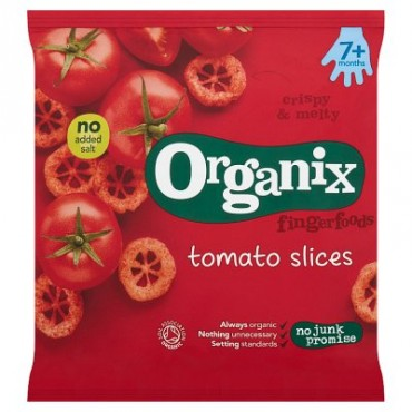 Organix Melty Tomato Slices