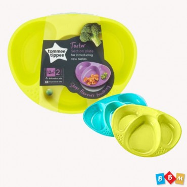 Tommee tippee taster section plate