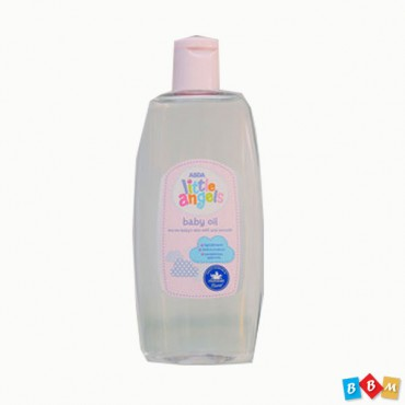 Asda Little Angels Baby Oil 300ml