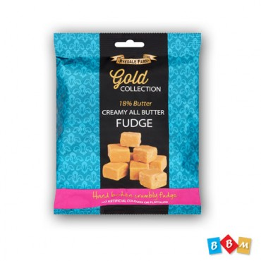 Ryedale Farm Gold Collection Fudge