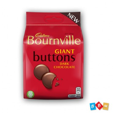 Cadbury Bournville Gaint Buttons