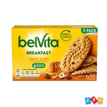 Belvita Breakfast Cocoa with chips