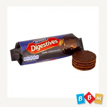 Mcvities Digestives Dark chocolate Biscuit